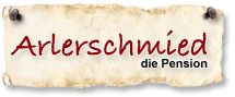 Arlerschmied – die Pension